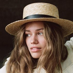 Lack of Color Spencer Boater Straw Hat